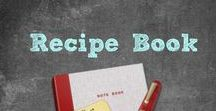 Recipe Book / A  Collection of the best recipes on the web! Paleo Recipes / Gluten Free Recipes/ Whole 30 Recipes / Low Carb Recipes