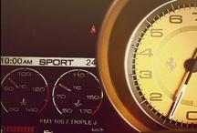 """Arte sobre ruedas / """"Yo no se como es el alma, pero si es que existe, los motores deben tener una porque se quejan, se desesperan, se rebelan y se comportan como niños a los que se forma, día a día, educándolos"""" Enzo Ferrari  / by Evelio Vijil"""