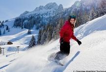 Winter, Sport und Spaß