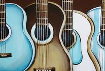 Music / Fun things to practice or know that will improve my guitar playing.There are some free tutorials for learning new songs,and tutorials for scales,riffs,etc...Lots of good information!...Lots of everything about music!.. / by Janet Williams