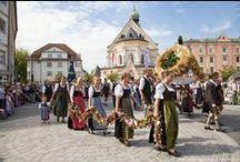 Bayerische Bräuche & Feste
