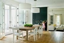 Dining Room Design / dining room inspiration, dining room design, dining room ideas, dining room design ideas, dining room style ideas, stylish dining room, elegant dining room, modern dining room, dining room decor