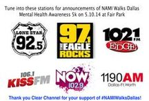 Our Stupendous 2014 Sponsors! / As we prepare for #NAMIWalksDallas 2014, we want to thank our Stupendous Sponsors who are committed to NAMI Dallas today and every day!