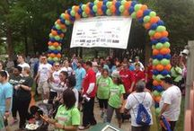 #NAMIWalksDallas / We are proud to be the largest and most successful mental health awareness and fundraising event in America!  Please join us as we raise awareness and improve lives one step at a time.  To sponsor a walker/form a team please go to http://tinyurl.com/namidallas5k        Your support helps NAMI Dallas sustain the mental health education programs we offer at no charge to families, consumers, first responders and the general public.