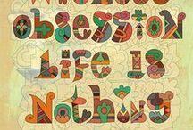Obsession (Yarn, Storage...) / Wise words