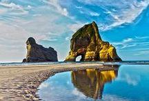 New Zealand, north Island / Family Holiday