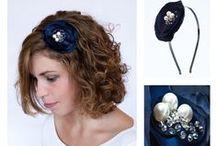 Headbands / čelenky, ozdoby do vlasů