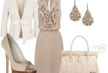 Dressing For The Office Setting And Professionalism / What to wear?  Dedicated to the professional who must often dress formally in an office or other setting for company business.  Office casual attire is addressed.  Plus, professional manners, decorum, and attitudes are touched upon. / by Lady Ray's Jewelry and Emporium
