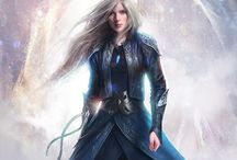 "❥ THRONE OF GLASS / ""You could rattle the stars if you wanted to"" - Sarah J. Maas ('Heir of Fire')"