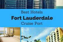 Cruise Port Hotels / We help you decide where to stay before your cruise with our detailed lists of best cruise and stay packages and complete hotel reviews! #Cruise #CruisePort #Hotels