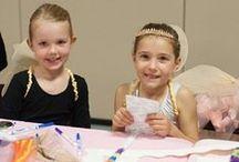 Ballerina Birthday Parties