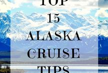Alaska Cruise Guide / Are you heading way up North to Alaska? Then be sure to check out our ultimate guide. #Cruise #Alaska #CruiseAlaska