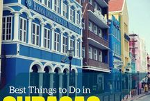 Cruise to Curacao / Visiting Curacao on your next cruise? Here, we give you our insider tips and reviews of what do to during your visit to this Southern Caribbean port of call. #Cruise #Caribbbean #Curacao