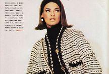 Vogue / Vogue magazine covers  90s top models