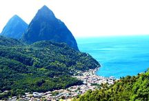Cruise to St Lucia / Is your next cruise visiting St Lucia? We give you everything you need to know to be prepared for your visit to this Caribbean island in our Cruise to St Lucia guide. #Cruise #Caribbean #StLucia