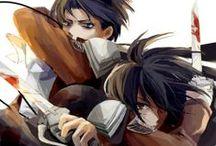 Shingeki no Kyojin/Attack on Titan [進撃の巨人]