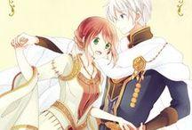 Akagami no Shirayukihime [赤髪の白雪姫]