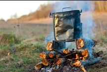 Camping, & Grilling Recipes / These recipes are perfect for the outdoor lover! A collection of grilling, outdoor, camping, and even tailgating recipes. #Recipes #Tailgating #Grilling #Camping #Outdoors