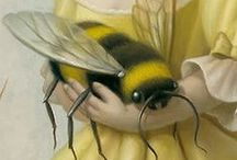 Bees & Bee Design / Inspiring images of bees