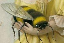 Bees & Bee Design / Inspiring images of bees / by Carol Hagen