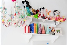 Kid's Rooms / by Rachelle Angelica