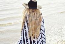 B O H O ☮ / Uma referência de moda com base em vários estilos, o boêmio e hippie são os que mas influenciam.