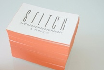 Graphic Design // Business Cards