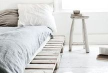 Bedroom | INTERIORS / Bedroom interior styling. Home interior decor, designs and details.
