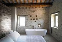 Bathrooms / Interior Design from medieval to modern styles. Ideas and innovations of the interior design and architecture world.