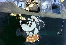 Ww2 aircraft nose art / by David Barton