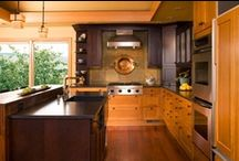 Kitchens / Characteristic, distinctive kitchens, modern kitchen design ideas