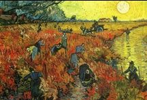 Vincent van Gogh  / Vincent Willem van Gogh was a Dutch post-Impressionist painter whose work, notable for its rough beauty, emotional honesty and bold color, had a far-reaching influence on 20th-century art