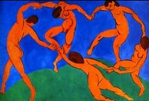 Henri Matisse  / Henri-Émile-Benoît Matisse was a French artist, known for his use of colour and his fluid and original draughtsmanship. He was a draughtsman, printmaker, and sculptor, but is known primarily as a painter.