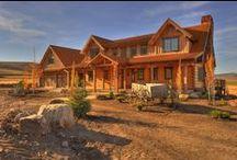 Log Homes  / Log Homes, world architecture design, inspirational ideas