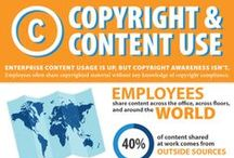 What Is Copyright? / Educational articles and videos from around the web explaining the ins and outs of copyright law and why it should matter to you. #copyright #videos