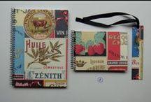 Set - Handmade books / For for those who like sets!
