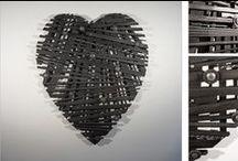 Arte / In questa bacheca vengono presentate le opere dedicate al ciclo del cuore realizzate dall'artista Fabio Masotti