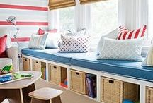 Kids play + living space