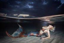 Syrenie inspiracje/Mermaid inspirations
