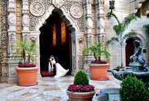 Weddings at The Historic Mission Inn Hotel / A setting almost as Beautiful as how you feel inside.  With breathtaking architecture, romance and European charm, The Mission Inn Hotel & Spa becomes a grand stage for creating unforgettable memories as you celebrate your new life together. Our history becomes your story. / by The Mission Inn Hotel & Spa