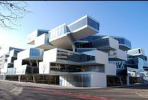 Contemporary Architecture / Buildings, houses, concrete, wood, steel or glass.....
