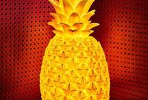 Ananas - Pineapple / The Pineapple wonderland of peace and fruits