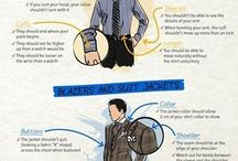 Fashion: Helpful Tips / Ways to look and feel good with fashion. Simple helpful tips for all mens fashion.