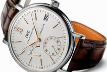 Fashion: Mens ~ Watches / Watches that are clever, elegant and beautifully crafted.
