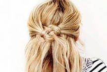 HAIRSTYLES / Cute hairstyles