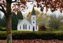 Churches / Churches buildings worth a second glance.