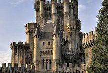 Castles & Dreamy Architecture