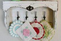 I love vintage crochet