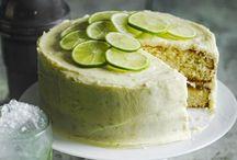 Food: Cakes & Tarts
