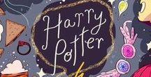 Harry Potter Illustration